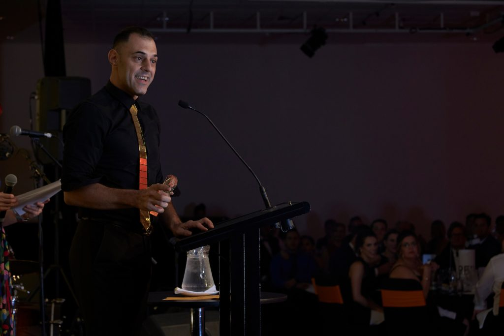REINT Awards 28 October 2017. Darwin Convention Centre. Photo Shane Eecen